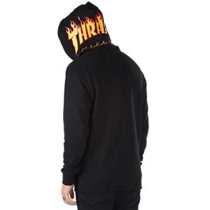 Thrasher X Vans hoodie